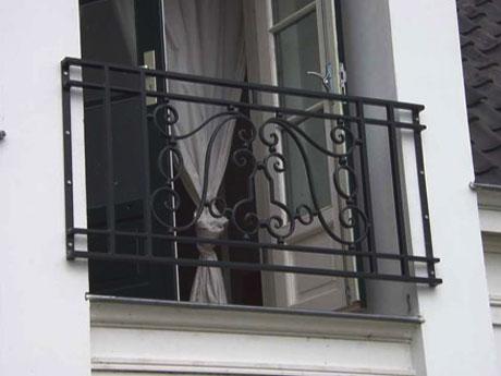 Frans balkonhek