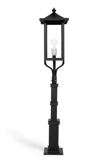 Moderne lantaarnpaal