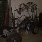 Trike frame 4